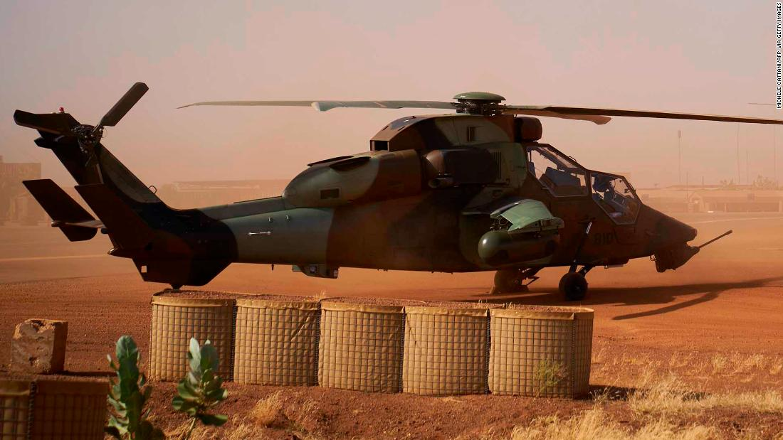 Thirteen French military killed in an accident involving two helicopters in an anti-terrorism operation in Mali