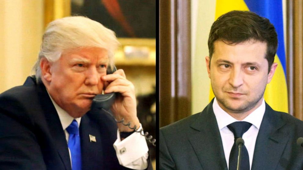 Trump will spread the transcript of another telephone conversation with the president of Ukraine this week