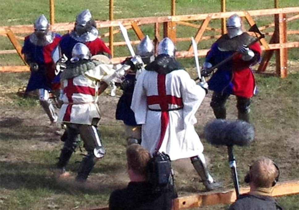 Welcome to (medieval) fight club