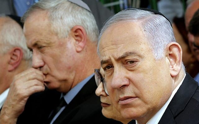 A new meeting between Netanyahu and Gantz ends without agreement to try to form a government in Israel