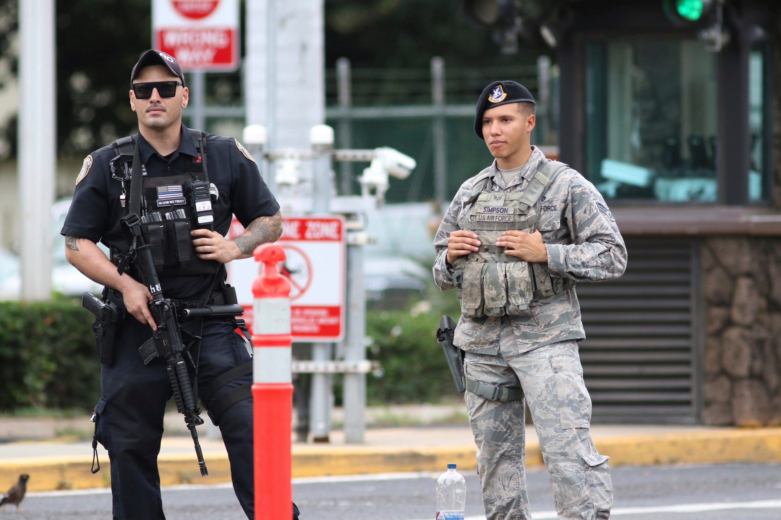 At least two killed in a shooting in a US military base in Hawaii