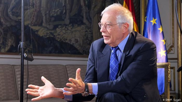 Borrell promises to strengthen the international role of the EU at the forefront of European diplomacy