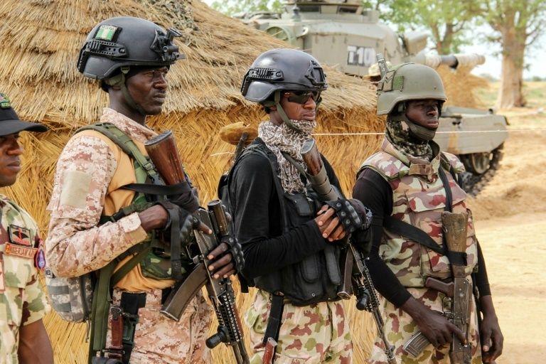 Islamic State claims to have kidnapped fourteen people in Nigeria, including two Red Cross workers