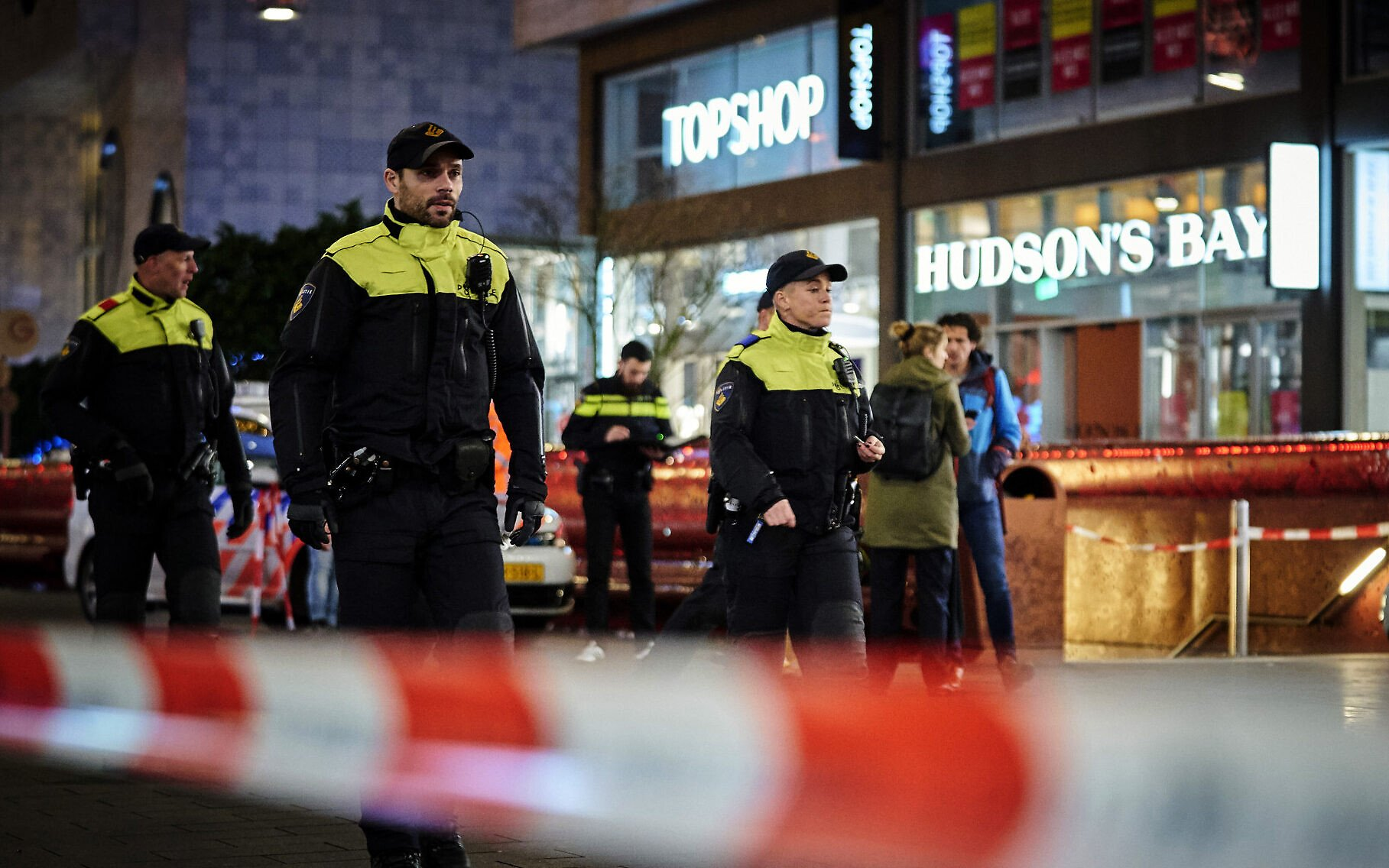 Police rule out terrorism as a motive for Friday's attack in The Hague