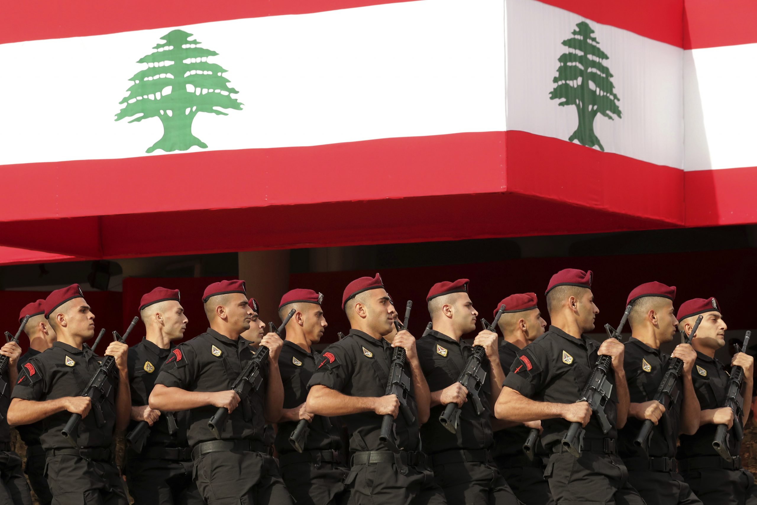 The Trump Administration releases more than $ 100 million in military aid to Lebanon