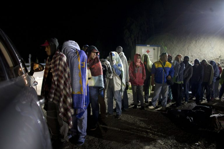 The UN envoy for the Venezuelan migration crisis assumes there will be no short-term returns