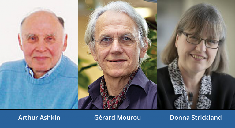 2 Americans awarded Nobel prize in Physics