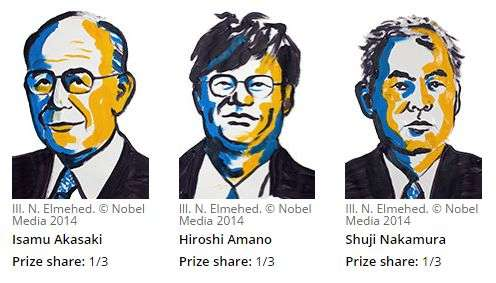 2 Americans win Nobel Prize in Physics
