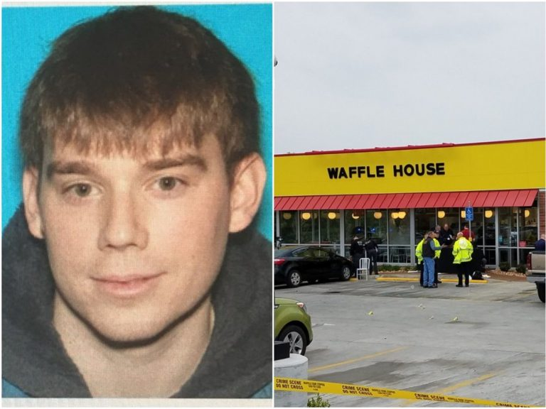 4 people dead, 4 injured after shooting at Nashville Waffle House