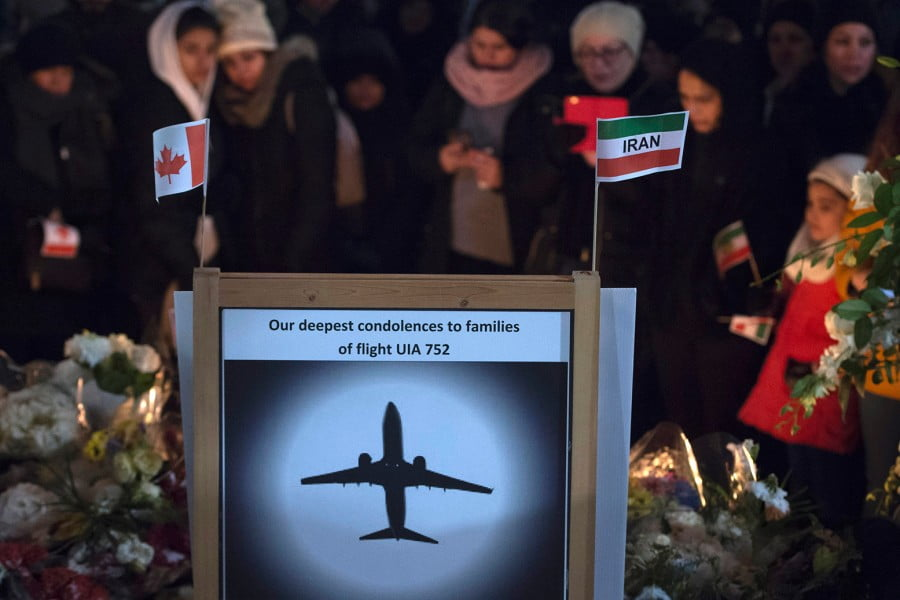 50 victims of the Ukrainian plane shot down by Iran identified