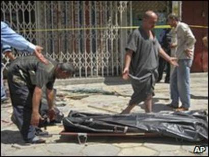8 Killed, 9 Wounded in Robberies at 3 Baghdad Jewelry Stores