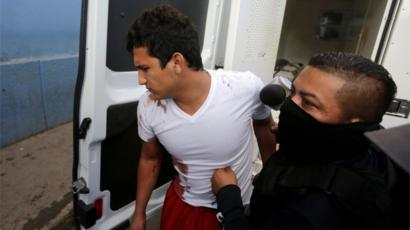 A brawl in a jail in Honduras leaves at least 19 dead and several injured