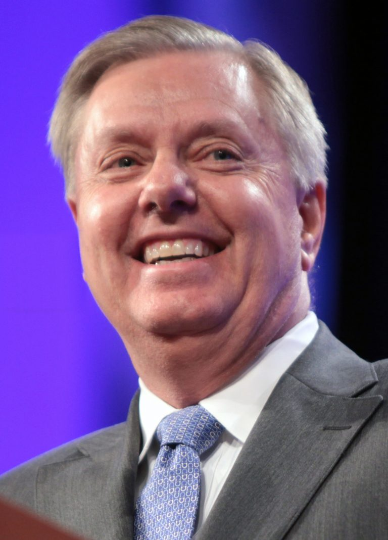 After Tour of Duty in Iraq, Graham Backs 'Surge'
