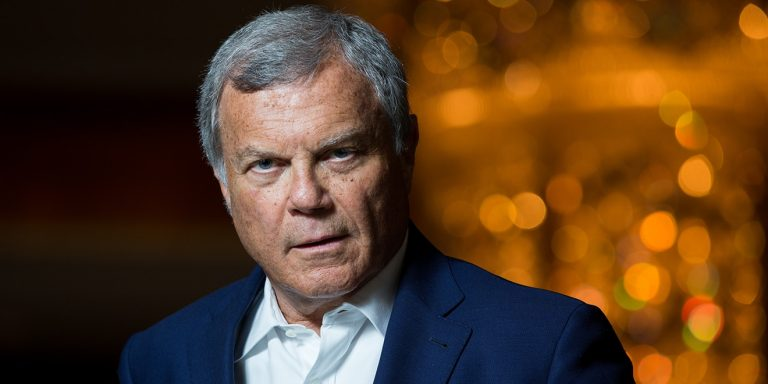Amid controversy, Martin Sorrell, head of the world's biggest ad agency, resigns