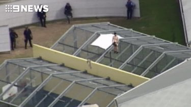 Another Brisbane property in lockdown