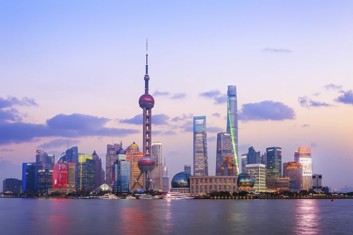 Another Chinese City Is Backing a Big Blockchain Investment Fund