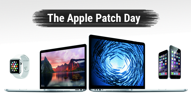 Apple releases patch for critical DNS flaw