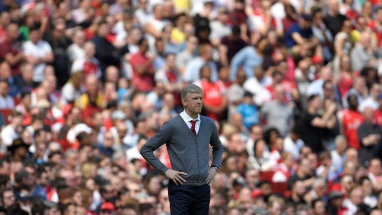 Arsene Wenger: Arsenal hurt by lack of unity, says departing manager