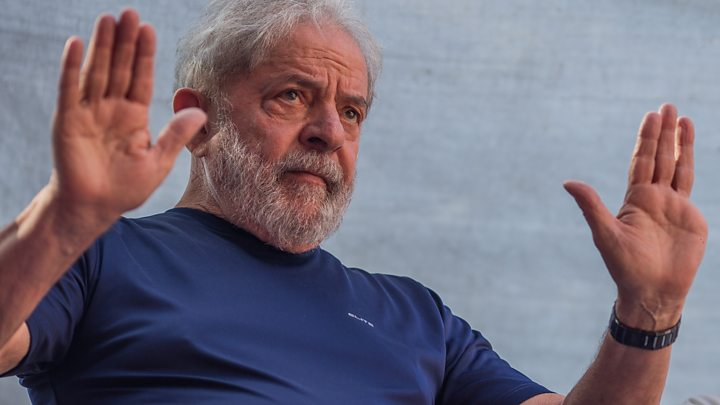 As President, 'Lula' of Brazil Opened the Prison. Now He's an Inmate.
