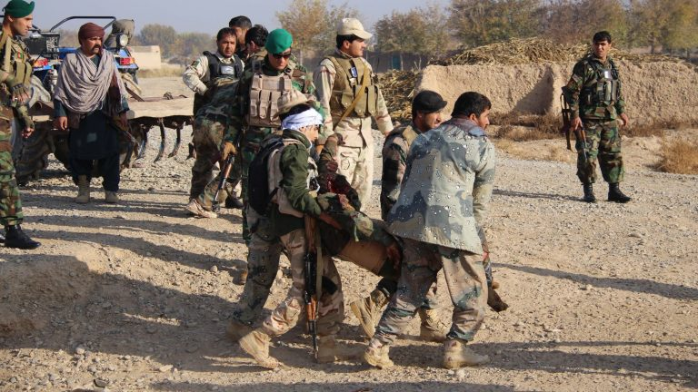 At Least 40 Insurgents Killed in Afghanistan