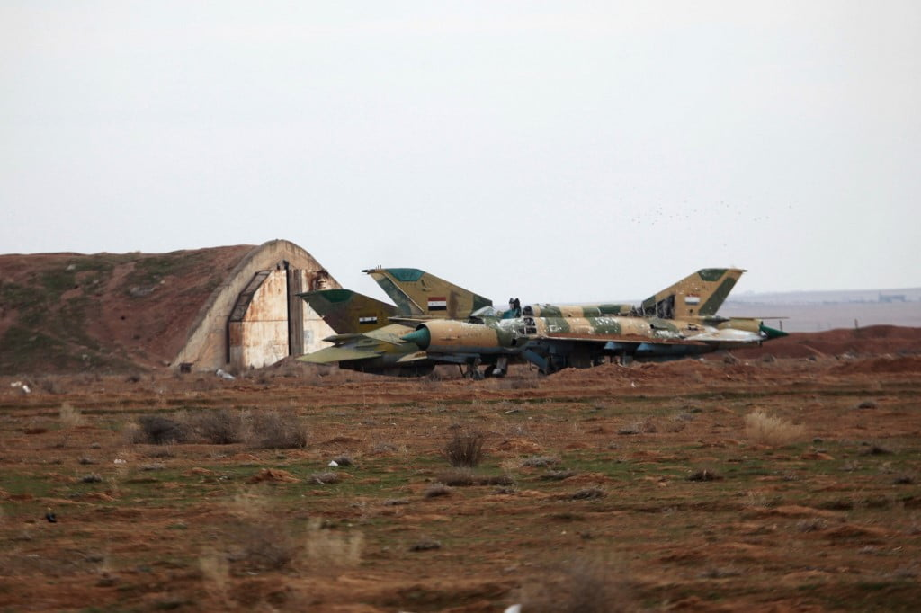 At least eight killed in airstrikes against a pro-Iranian militia in Syria