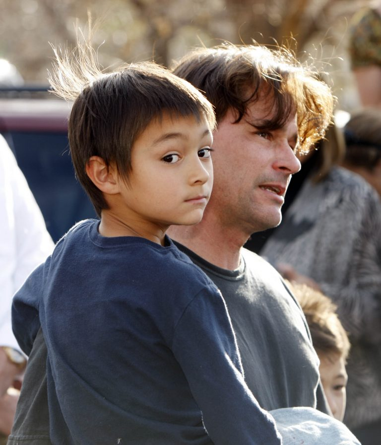 Authorities search house in 'balloon boy' case