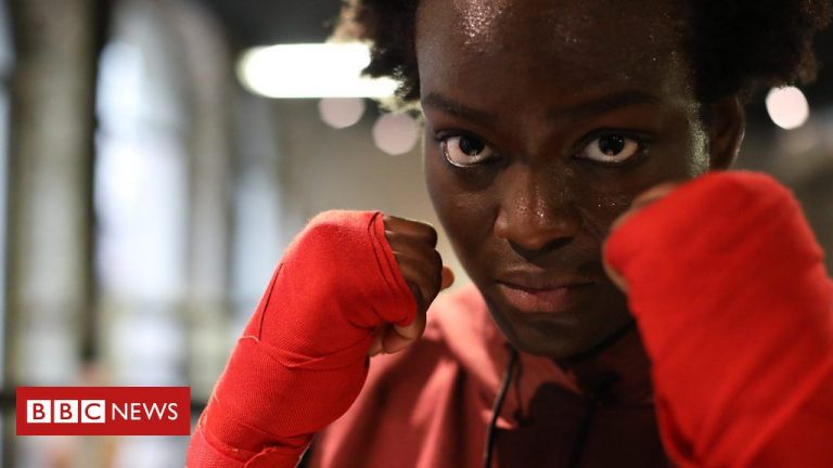 Aya Cissoko: Boxer and author on feminism and fighting back