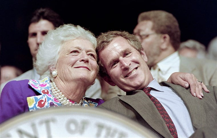 Barbara Bush remembered as champion of family and literacy