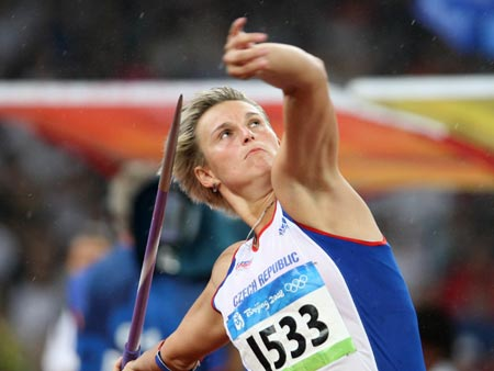 Beijings First Gold Medal Goes to Czech Woman
