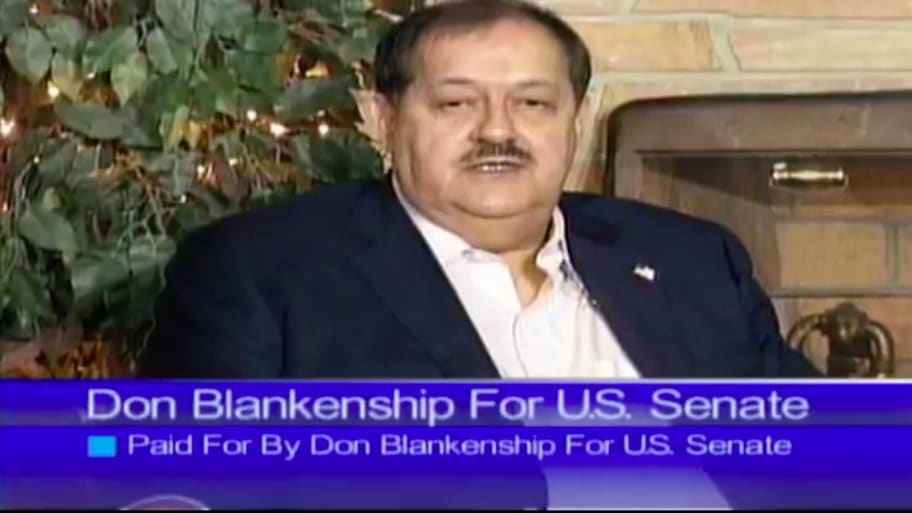 Blankenship: Trump backed candidate 'basically accused of pedophilia' in Alabama