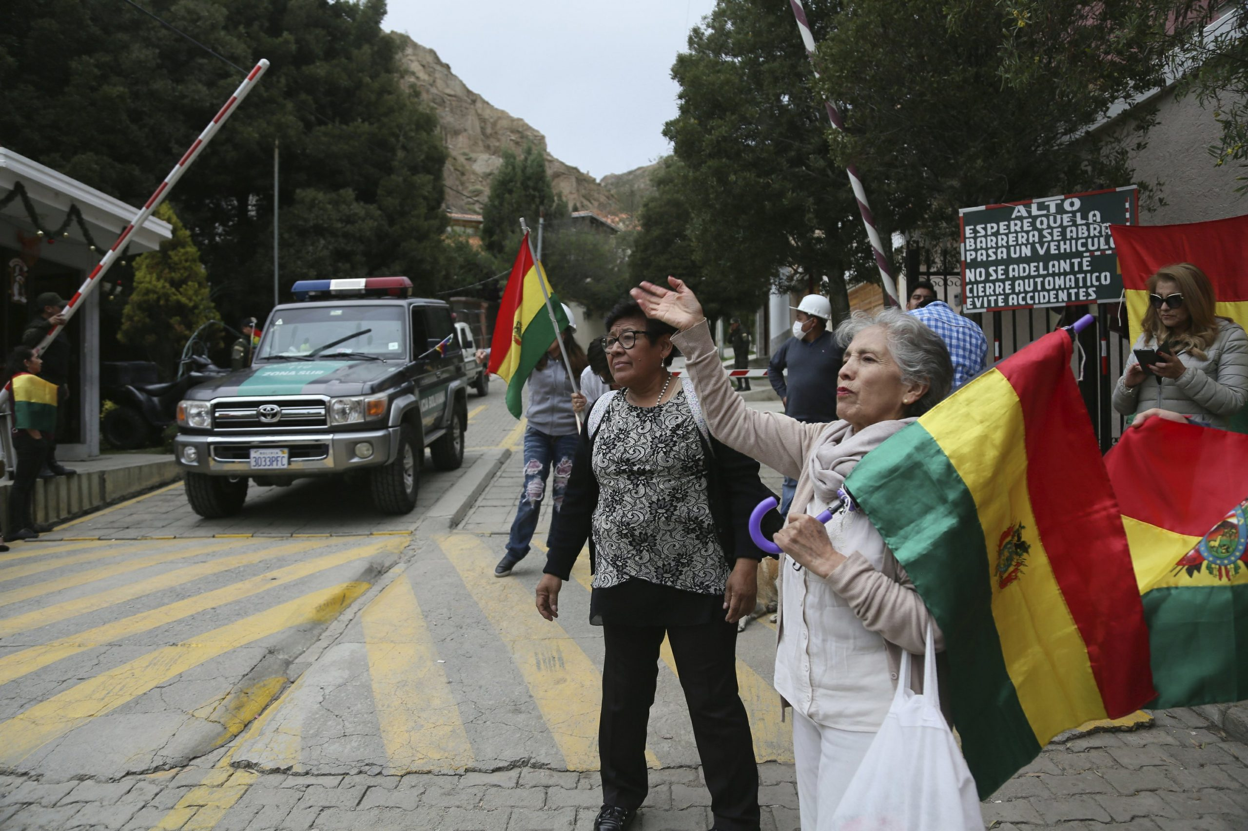 Bolivia expels the Spanish diplomat and the Mexican ambassador after the recent incident