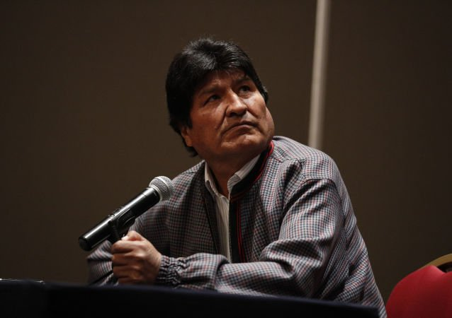Bolivia's attorney general says there is no notification from Interpol against Morales