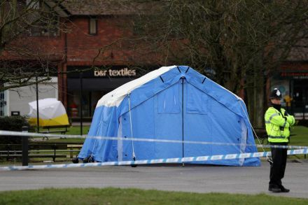 Britain Says It Has Proof Russia Stockpiled Lethal Nerve Agent