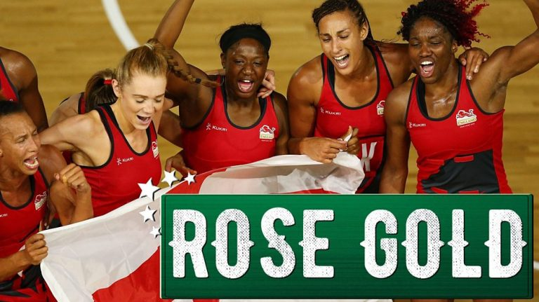Bushell gets carried away by netball team