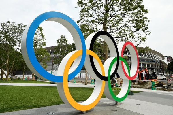 Can you 'report freely' on Olympics with Net restrictions?