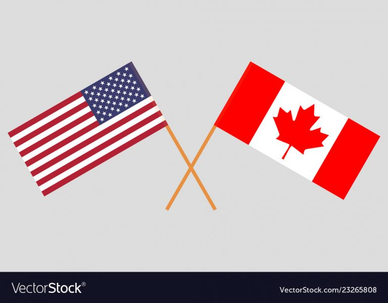 """Canada  USA and Mexico sign the final version of a """"historic"""" trade agreement after two years of talks"""