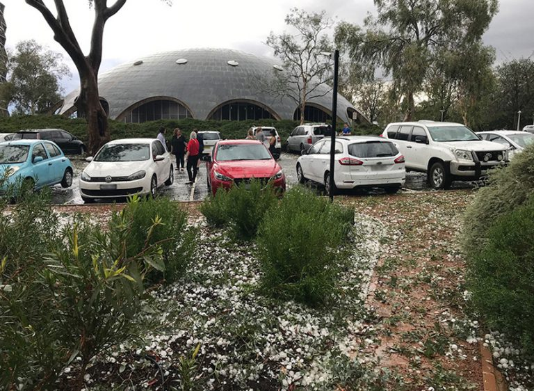 Canberra storm clean-up to cost millions