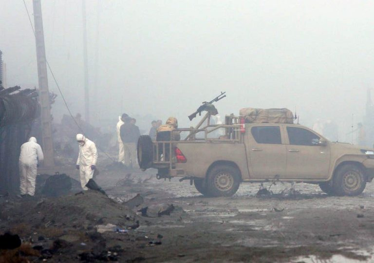 Car Bomb Outside Indian Embassy in Kabul Kills at Least 17