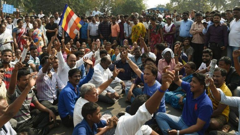 Caste hatred in India – what it looks like