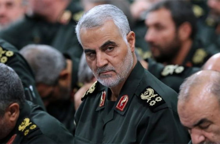 China appeals to containment after the operation against General Soleimani in Baghdad