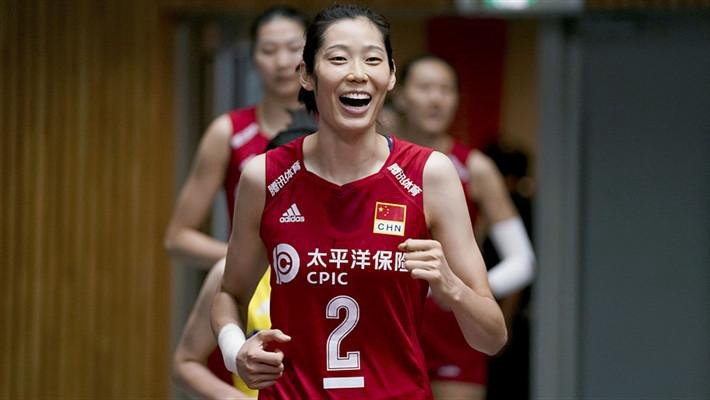 China Fulfills Its Wish for Olympic Domination