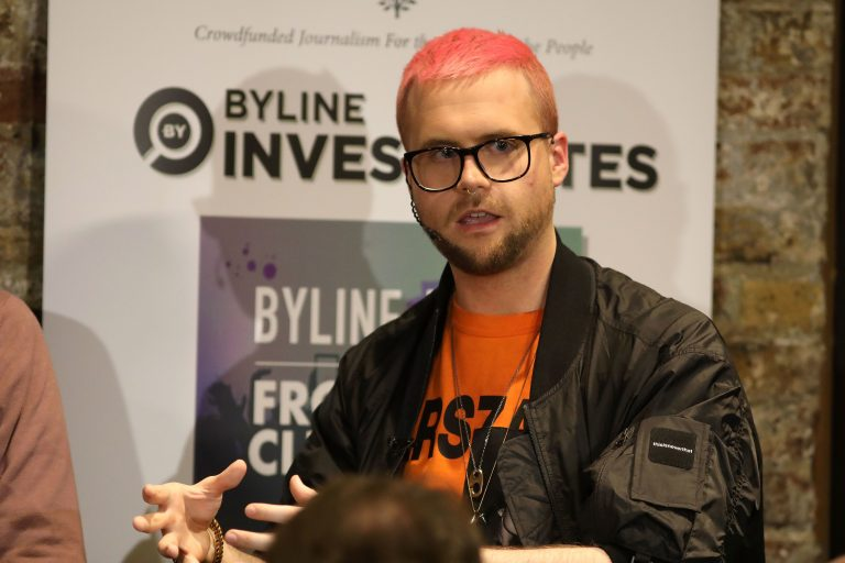 Chris Wylie: 'I want a democratic mandate for Brexit'