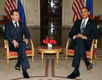 Clinton to meet Medvedev for wide-ranging talks