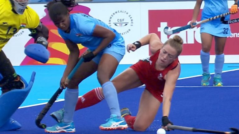 Commonwealth Games 2018: Wales shock India with dramatic late hockey winner