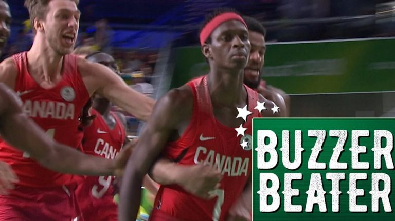 Commonwealth Games: Canada reach men's basketball final with spectacular buzzer beater