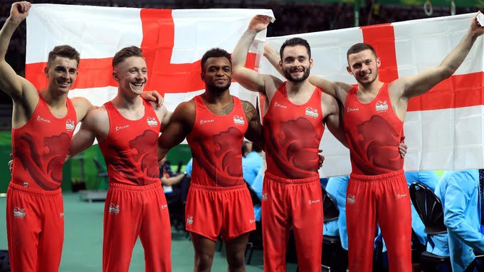 Commonwealth Games: England win six golds on day one of Gold Coast 2018