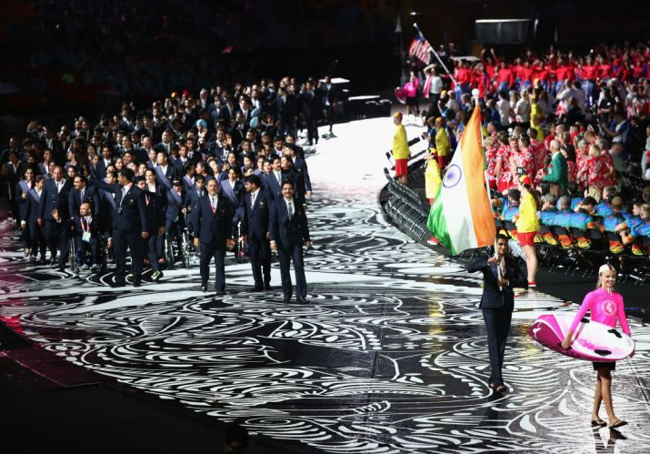 Commonwealth Games: Gold Coast 2018 opens with glittering ceremony
