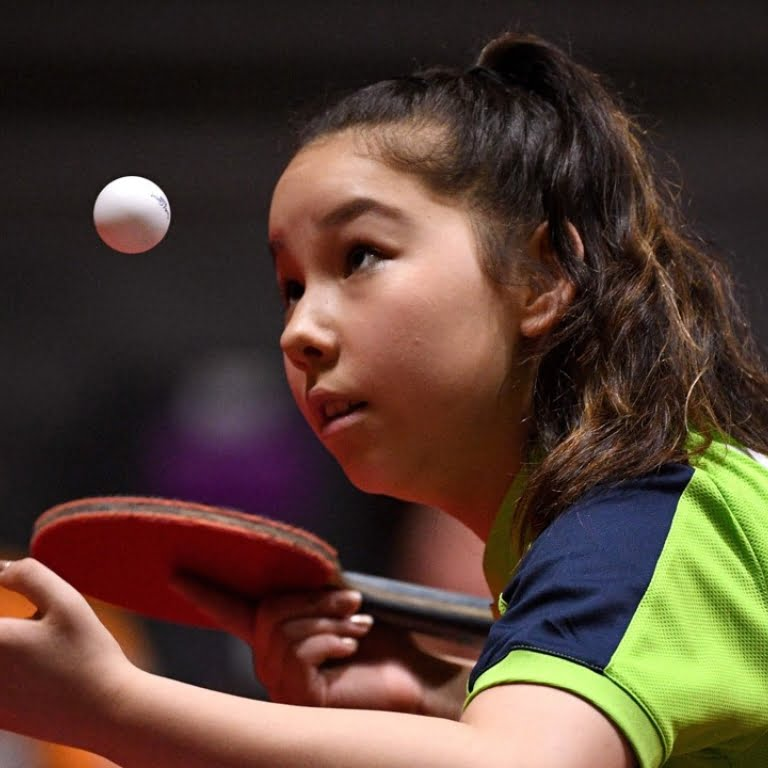 Commonwealth Games: Wales' Anna Hursey, 11, shines on individual debut