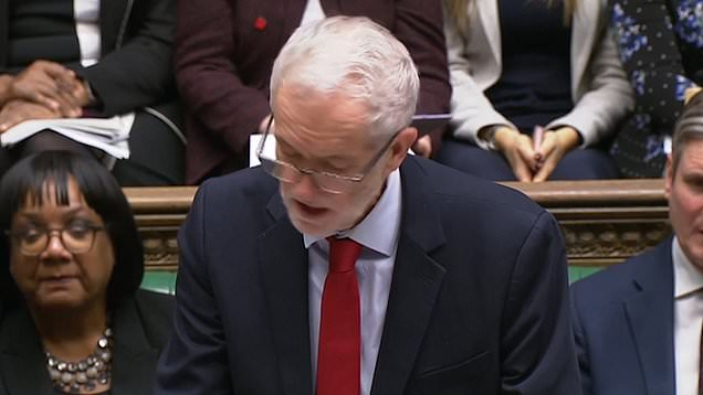 Corbyn opens the door to his resignation and announces that he will no longer lead the Labor in future elections