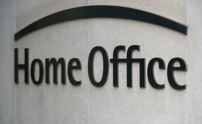 'Crystal meth' found at Home Office HQ